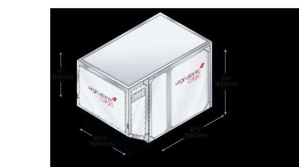 Our equipment | Virgin Atlantic Cargo